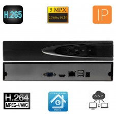 Network Video Recorder - NVR 8016MPX