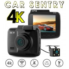 Dvr da auto - Car Sentry 4 k