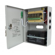 Alimentatore multiplo a 8 canali UPS - Power 8 B
